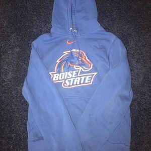 Nike Boise state hoodie